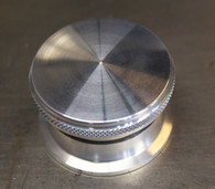 Weld in Gas or Oil Cap Aluminum bung and Aluminum Cap - Made In the U.S.A.