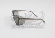 Monstercraftsman Vintage Safety Glasses - Sunguard Grey glasses