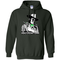 Monstercraftsman Wayne RayGun Hoody