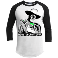 Monstercraftsman Wayne RayGun Sporty Tee