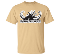 Monstercraftsman Logo T-Shirt