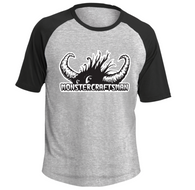 Monstercraftsman Logo Short Sleeve Sporty Tee