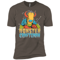 Monstercraftsman Green Eggs and Spam Full Color High End Shirt