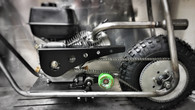Universal Bolt On Mini Bike Tensioner-GREEN WHEEL