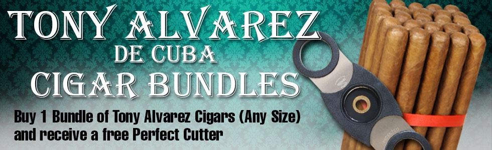 Tony Alvarez Cigars