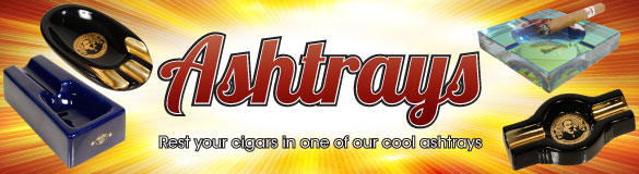 Ashtray - Cigar Ashtrays