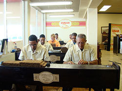 Cuban Cigar Factory in Miami