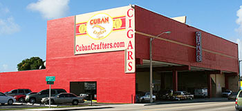 Miami Cigar Shop Building