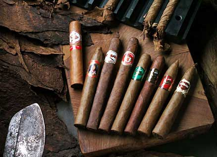Cuban Crafters Family of Cigars