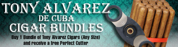 Tony Alvarez Cigars