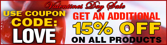 Valentine's Day Cigars and Humidors Sale