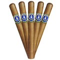MILITARY RETIREMENT GIFTS AIR FORCE SALUTE TO ARMS - AIRFORCE EMBLEM CIGARS - 5 CHURCHILL PREMIUM CIGAR SAMPLER IN GIFT BOX