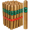 DON KIKI GREEN LABEL LIMITED RESERVE CORONA PREMIUM CIGAR - MILD - 5 1/2 X 44 - BUNDLE OF 25