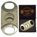 CIGAR CUTTER - CUBAN CRAFTERS UNIQUE CUTTERS - COPPER WITH STAINLESS STEEL SELF SHARPENING DOUBLE BLADES