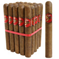 DON KIKI RED LABEL LIMITED RESERVE DOUBLE CORONA CIGARS - 6 X 48 - BUNDLE OF 25