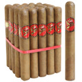 Don Kiki Premium Cigar Limited Reserve Red Label Toro 6 X 52 Bundle of 25