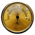 ANALOG HYGROMETER FOR GLASS TOP HUMIDORS - LARGE HYGROMETERS