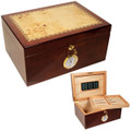 Cuban Crafters Cuban Culture Cigar Humidors for 100 Cigars