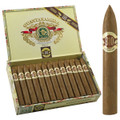 GUANTANAMERA CIGAR 310 PYRAMIDE TORPEDO - 6 INCHES X 52 RING GAUGE - 25 CIGARS IN CUBAN STYLE BOX