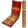 PERLA CIGARS CUBANO CLARO - 4 1/2 INCHES X 40 RING GAUGE - VINTAGE CEDAR HUMIDOR BOX OF 20