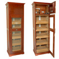 Furniture Humidors Big Humidor Cuban Crafters Vitrina 2.0 for 3000 Cigars - Free Shipping