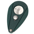 XIKAR Xi2 CIGAR CUTTERS MALACHITE GREEN - FREE MEDINA 1959 MIAMI ED. CIGAR