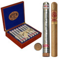MEDINA 1959 MIAMI EDITION CHURCHILL IN CIGAR TUBES - 16 TUBOS IN HUMIDOR BOX - 7 X 50
