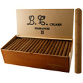 CONNECTICUT CIGAR - LA CAYA HABANOS II CHURCHILL - MILD SHADE-GROWN CONNECTICUT - 50 X 7 - BOX OF 100 CIGARS