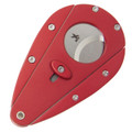 Xikar xi1 Guillotine Cigar Cutter Red Cutter includes Free Medina 1959 Miami Edition Cigar
