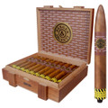 BERGER ARGENTI ENTUBAR TORPEDO CIGAR - 56 X 6 7/8 - BOX OF 20 CIGARS