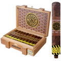 BERGER ARGENTI ENTUBAR QUAD MADURO CORONA MACHO CIGAR - 48 X 4 5/8 - BOX OF 20 CIGARS