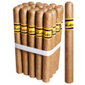 MIAMI MAFIA BOSS CHURCHILL CIGARS - NATURAL - 7 X 50 - BUNDLE OF 20