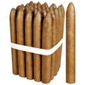 PREMIUM TORPEDO CIGAR CHEAP - NATURAL WRAPPER - 6 X 52 - BUNDLE OF 20 CIGARS