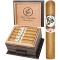 DON KIKI WHITE LABEL ROBUSTO CIGARS - LIMITED EDITION  HARVEST OF 2005 - MILD - 5 X 54 - CEDAR CABINET OF 20 - PREMIUM STOGIES