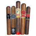 Big Cigars Sampler Includes 5 Top Brand Cigars