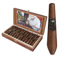 DON KIKI LIMITED RESERVE BROWN LABEL FIGURADO CIGARS - 4 1/2 X 48 - BOX OF 25