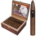 DON KIKI BROWN LABEL TORPEDO CIGAR - WHOLESALE TOBACCO STORE SALE - 6 X 54 - 25 IN CEDAR BOX