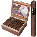 DON KIKI BROWN LABEL TORO CIGARS - WHOLESALE TOBACCO SHOPS SPECIAL- RATED 94 POINTS - 6 X 52 - BOX OF 25