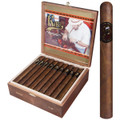 DON KIKI BROWN LABEL LIMITED RESERVE CHURCHILL CIGARS - TOBACCO STORES SALE - CUBAN-SEED CRIOLLO TOBACCO - 7 X 52 - BOX OF 25