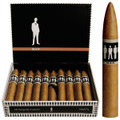 DOMINICAN REPUBLIC CIGARS - MAN TORPEDO FAVORIT - 5 3/4 X 52 - BOX OF 20