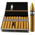 Man Excellent Torpedo Mild Dominican Cigar Big 6 x 60 Box of 20