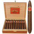 CALIXTO LOPEZ SALOMON CIGAR - DARK MADURO - MEDIUM BODY - 7 1/8 X 58 - 20 IN CEDAR BOX