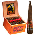 ACID NASTY 4 X 52 BOX OF 24 CIGARS - FREE PERFECT CUTTER