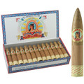 HAND MADE CIGAR - LA TRADICION CUBANA - PETIT TORPEDO - 5 X 54 - BOX OF 25 CIGARS