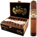 La Caya Brasil Maduro Robusto Cigar 5 X 54 Box of 24 Cigars