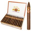 La Caya Vintage Maduro Torpedo Cigars 6 1/2 X 52 Box of 25