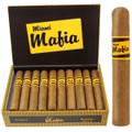 MIAMI MAFIA RESPECT ROBUSTO CIGARS - MILD - 5 X 50 - CUBAN STYLE BOX OF 20
