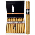 MAN DOMINICAN CORONA CIGARS - 6 X 44 - BOX OF 20