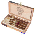 PADRON 1926 CIGARS SAMPLER -NATURAL - BOX OF 4 - FREE PERFECT CUTTER