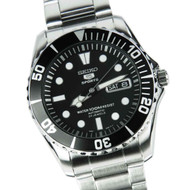 Seiko SNZF17K1 SNZF17K automatic divers watch